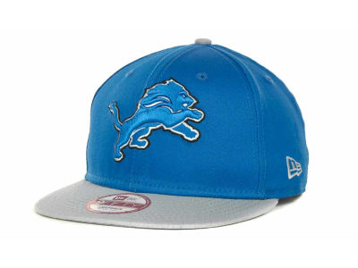 Detroit Lions New Era NFL Baycik 9FIFTY Snapback Cap
