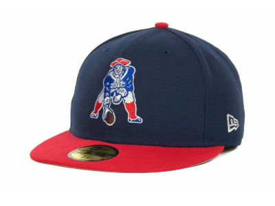 New England Patriots New Era NFL Historic Basic 59FIFTY Cap