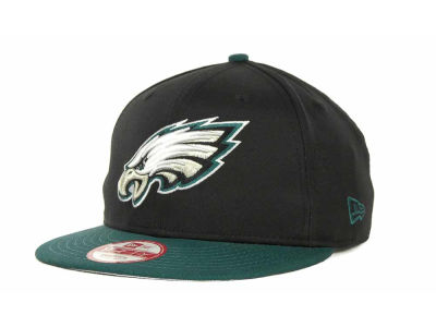 Philadelphia Eagles New Era NFL Baycik 9FIFTY Snapback Cap