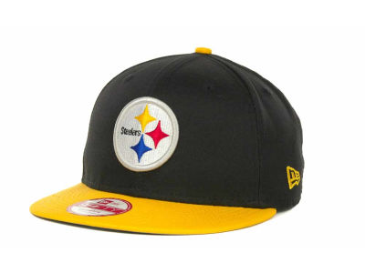 Pittsburgh Steelers New Era NFL Baycik 9FIFTY Snapback Cap