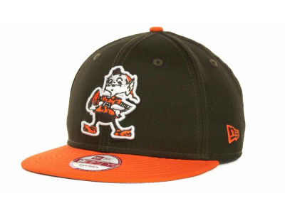 Cleveland Browns New Era NFL Baycik 9FIFTY Snapback Cap