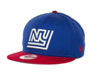 New York Giants New Era NFL Baycik 9FIFTY Snapback Cap