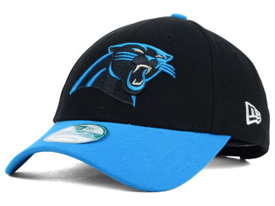 Carolina Panthers New Era NFL League 9FORTY Cap