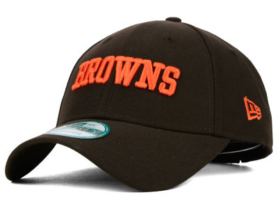 Cleveland Browns New Era NFL League 9FORTY Cap