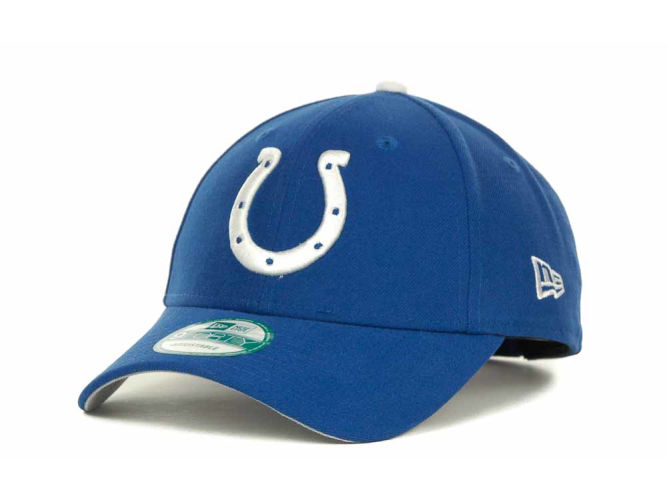 42c0c454c88 Indianapolis Colts New Era NFL League 9FORTY Cap