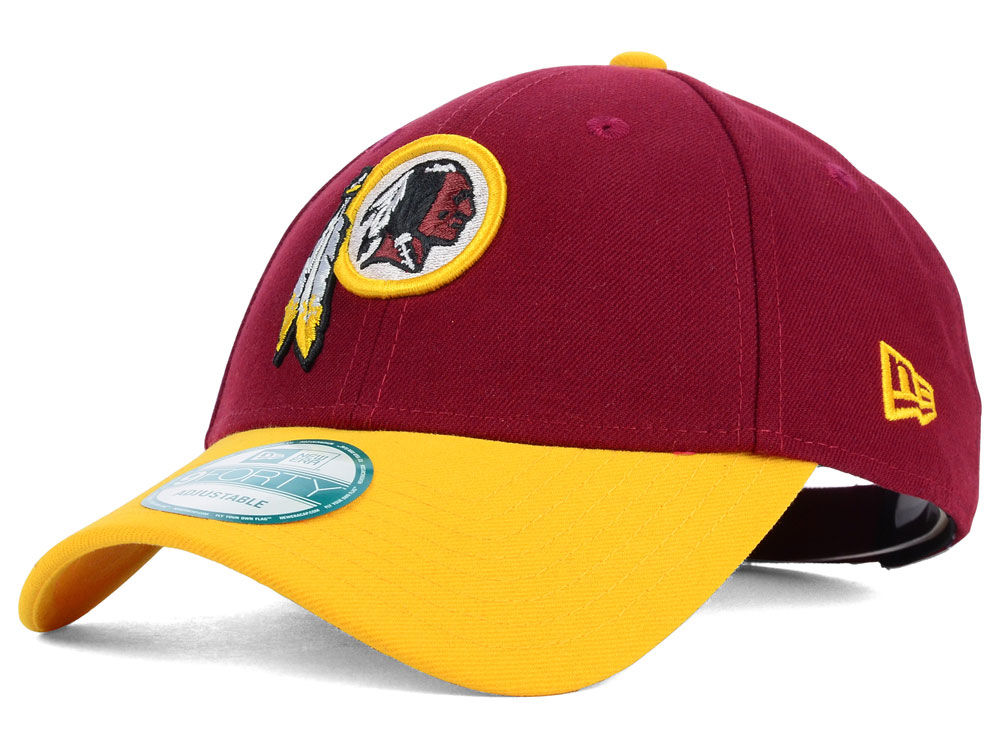 Washington Redskins New Era NFL League 9FORTY Cap  4a603ff4d