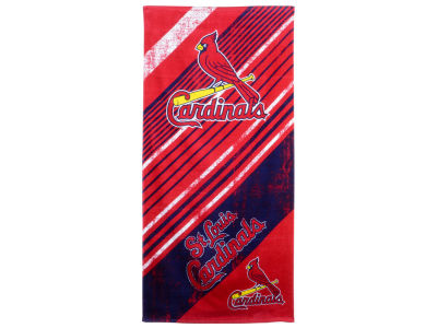 St. Louis Cardinals Beach Towel Emblem