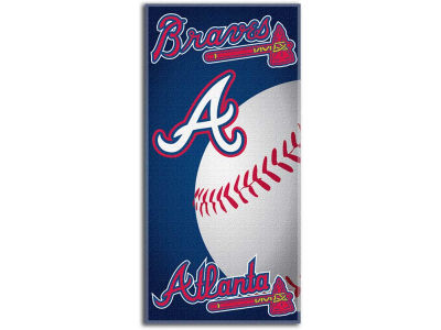 Atlanta Braves Beach Towel Emblem