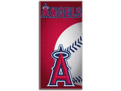 Los Angeles Angels Beach Towel Emblem
