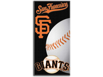 San Francisco Giants Beach Towel Emblem
