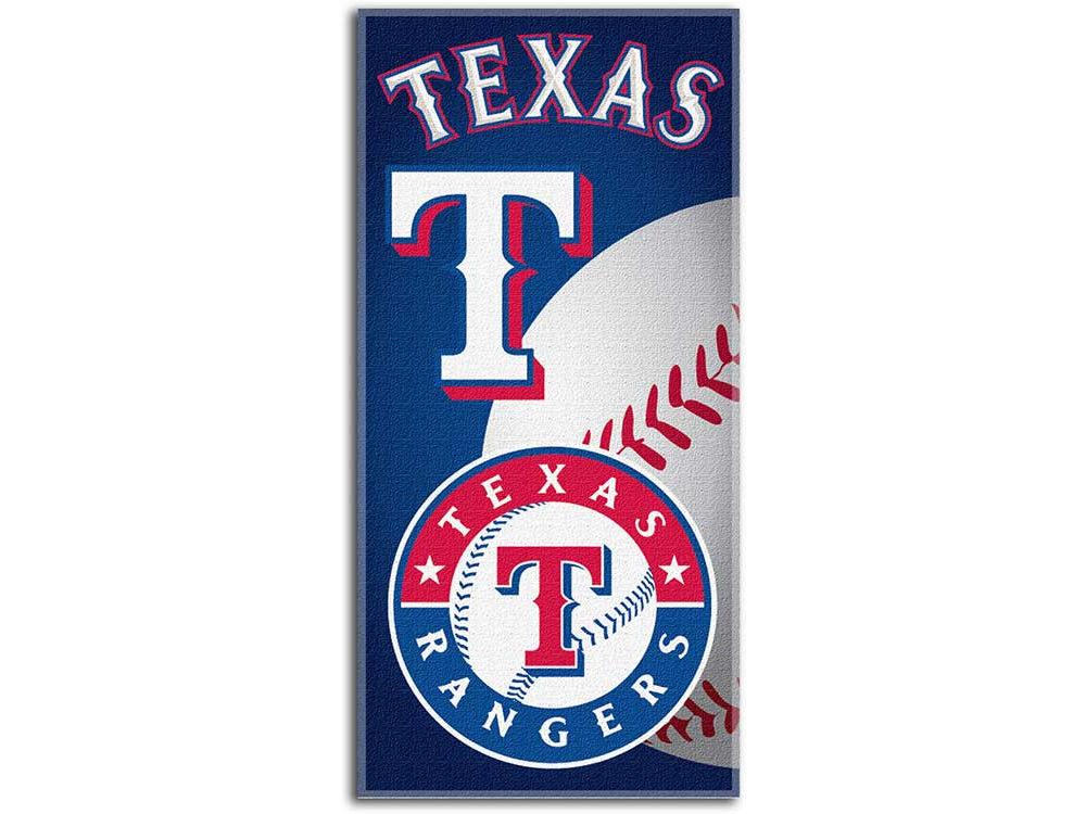 Texas Rangers Beach Towel Emblem