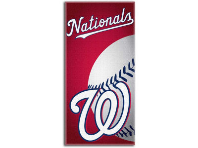 Washington Nationals Beach Towel Emblem