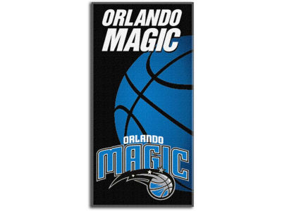 Orlando Magic Fiber Reactive Beach Towel