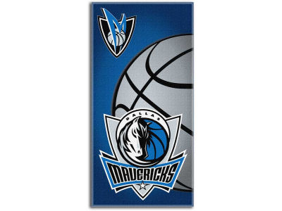 Dallas Mavericks Beach Towel Emblem