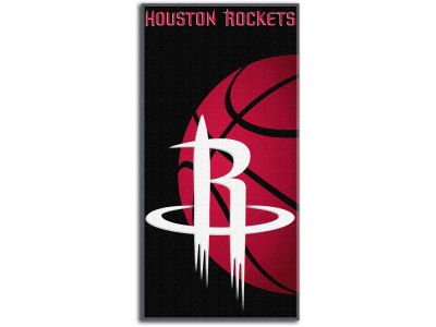 Houston Rockets Beach Towel Emblem