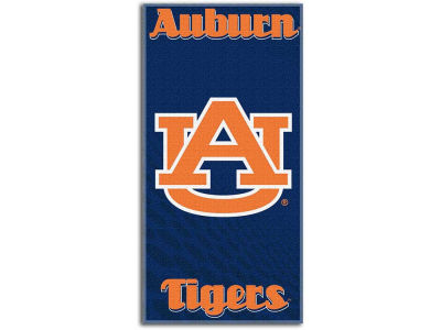 Auburn Tigers Beach Towel Home NCAA