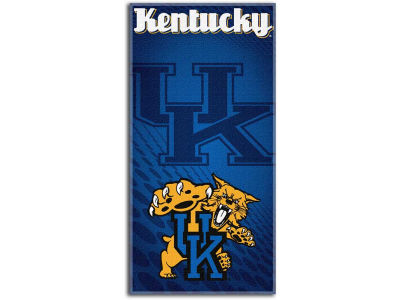 Kentucky Wildcats Beach Towel Home NCAA
