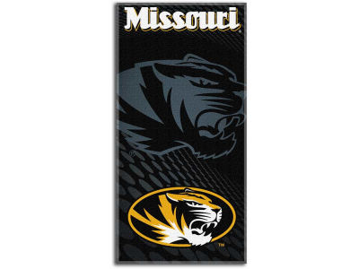 Missouri Tigers Beach Towel Home NCAA