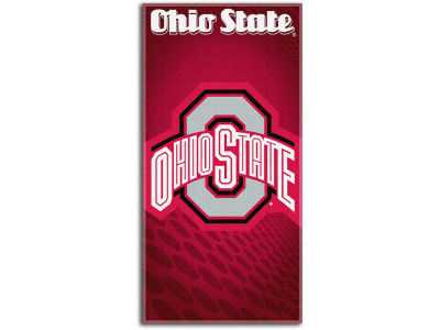 Ohio State Buckeyes Beach Towel Home NCAA