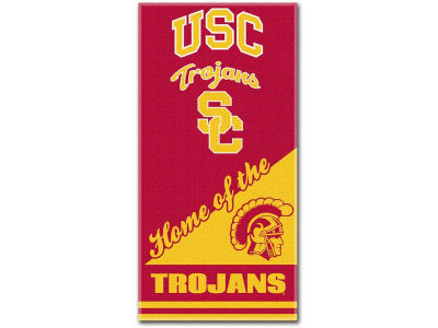 USC Trojans Beach Towel Home NCAA