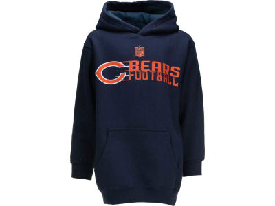 Chicago Bears NFL Youth Team Leaders Hoodie