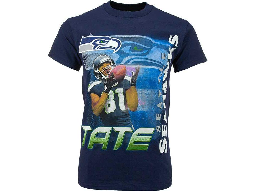 ab07ae4b0 Seattle Seahawks Golden Tate NFL True Pride II T-Shirt