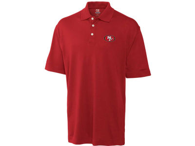 San Francisco 49ers NFL DryTec Elliott Bay Polo