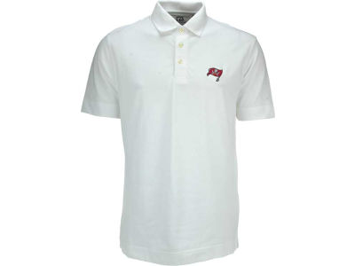 Tampa Bay Buccaneers NFL DryTec Elliott Bay Polo