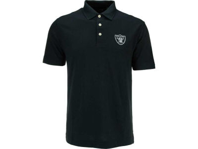 Oakland Raiders NFL DryTec Elliott Bay Polo