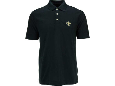 New Orleans Saints NFL DryTec Elliott Bay Polo