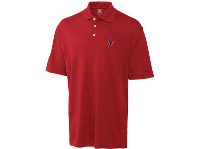 Houston Texans NFL DryTec Elliott Bay Polo