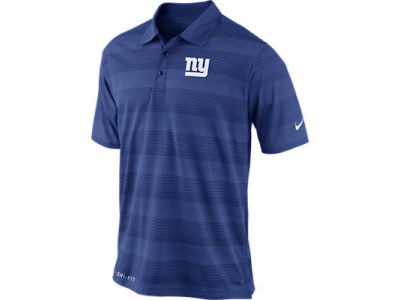 New York Giants Nike NFL Football Preseason Polo