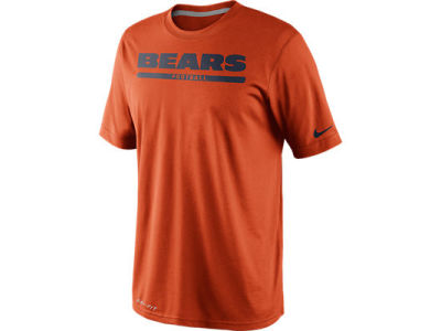 Chicago Bears Nike NFL Legend Elite Font T-Shirt