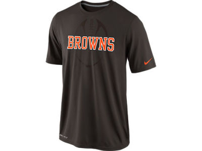Cleveland Browns Nike NFL Legend Football Icon T-Shirt