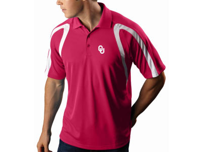 Oklahoma Sooners NCAA Point Polo