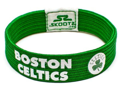 Boston Celtics Skootz Bandz