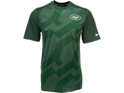 New York Jets Nike NFL Football Hypervent T-Shirt