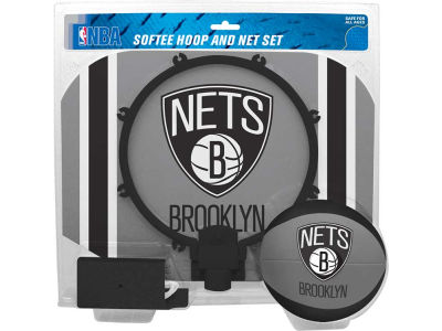 Brooklyn Nets Slam Dunk Hoop Set