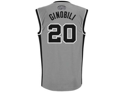 San Antonio Spurs Manu Ginóbili Youth NBA Revolution 30 Jersey