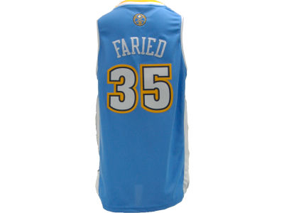 Denver Nuggets Kenneth Faried NBA Youth Revolution 30 Swingman Jersey