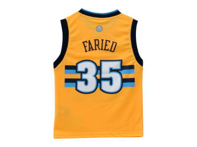 Denver Nuggets Kenneth Faried Youth NBA Revolution 30 Jersey