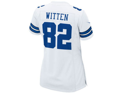 Dallas Cowboys Jason Witten Nike NFL Women's Game Jersey