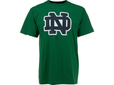 Notre Dame Fighting Irish adidas NCAA School Logo T-Shirt