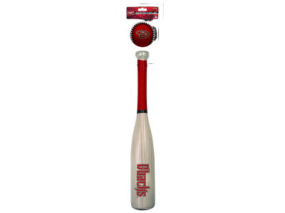 Arizona Diamondbacks Grand Slam Softee Bat and Ball Set