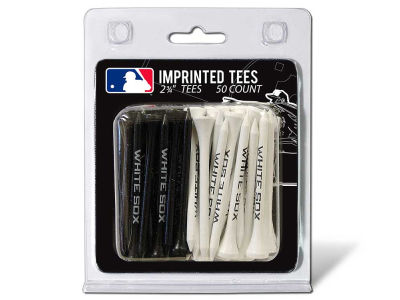 Chicago White Sox 50pk Golf Tees