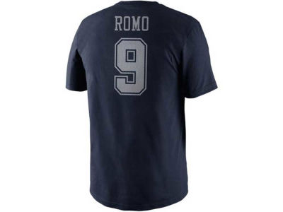 Dallas Cowboys Tony Romo Nike NFL Youth Name and Number 2013 T-Shirt