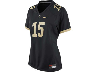 Purdue Boilermakers #15 Nike NCAA Womens Game Football Jersey