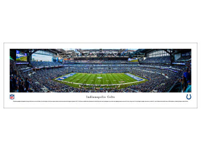 Indianapolis Colts Blakeway Panoramic Deluxe Framed