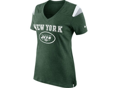 New York Jets Nike NFL Womens Fan Top T-Shirt