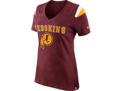 Washington Redskins Nike NFL Womens Fan Top T-Shirt